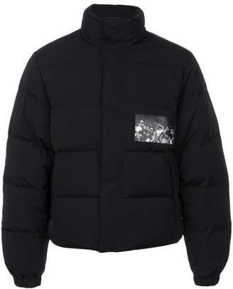 Misbhv photo patch padded jacket