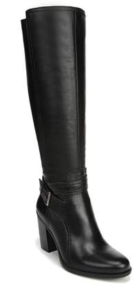 1871357f803 Naturalizer Black Knee High Women s Boots - ShopStyle