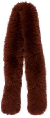 Loeffler Randall Fox Fur Stole