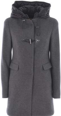 Fay Hooded Toggle Coat