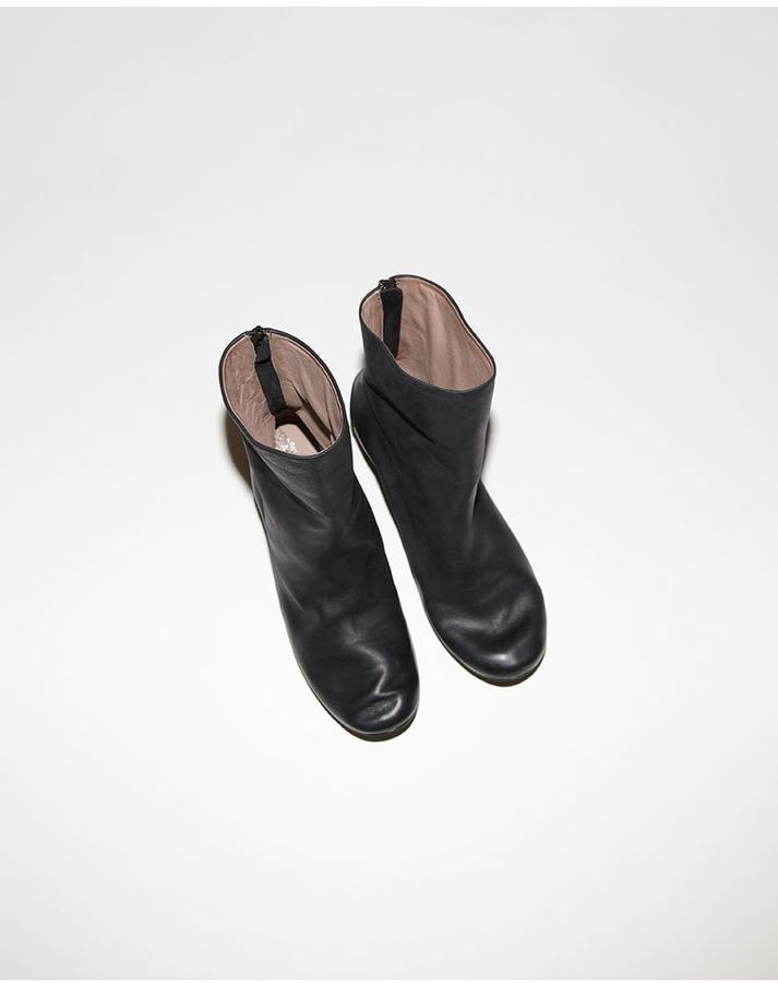 Marsèll mid heel boot