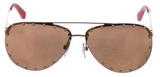 cc6791184b42 Pre-Owned at TheRealReal · Louis Vuitton 2017 The Party Aviator Sunglasses