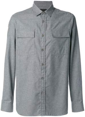 Ann Demeulemeester long-sleeved shirt