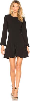 Amanda Uprichard x REVOLVE Long Sleeve Hudson Mini Dress