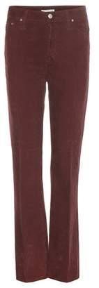 Alexa Chung for AG Revolution corduroy trousers
