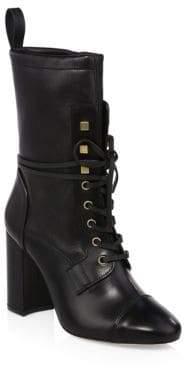 Stuart Weitzman Veruka Leather Boots