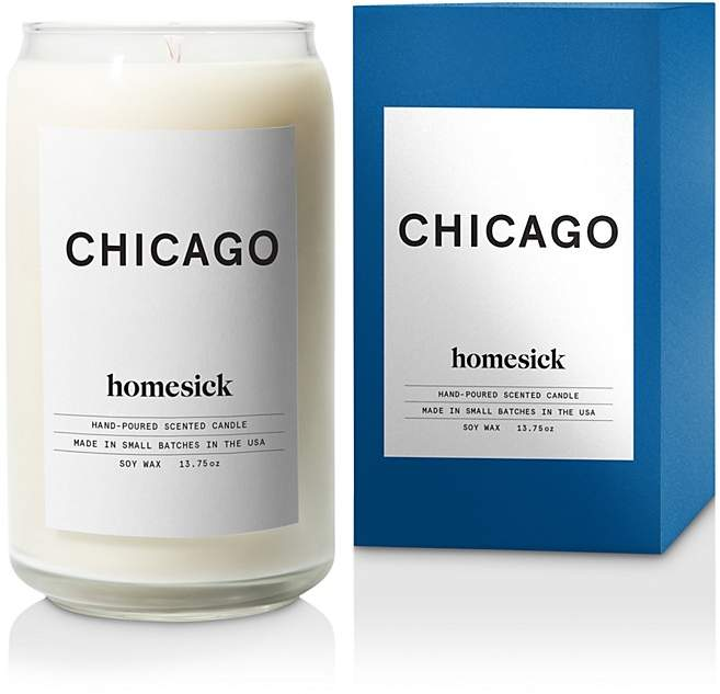 Homesick Chicago Candle