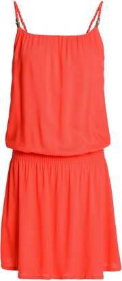 Heidi Klein Gathered Jersey Mini Dress