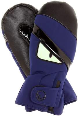 Fendi Ski Monster gloves