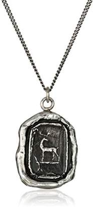 Pyrrha Talisman Sterling Whole Hearted Pendant Necklace