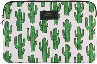 WOOUF Cactus iPad Pouch $51.60 thestylecure.com
