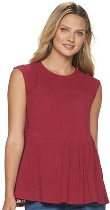 Juicy Couture Women's Tiered Tank Top