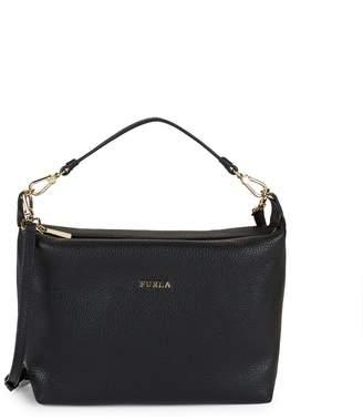 Furla Moonstone Leather Crossbody Bag