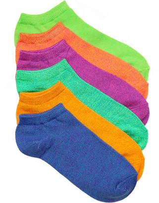 Mix No. 6 Marled No Show Socks - 6 Pack - Women's