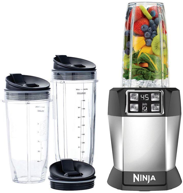 Ninja Nutri Ninja® Single Blender with Auto-iQTM