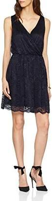 Only Women's Onlsierra S/l Wrap WVN Dress,(Manufacturer Size: 38)