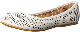Wanted Women's Gail Ballet Flat