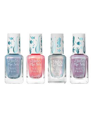 Barry M Under The Sea Nail Polish Bundle