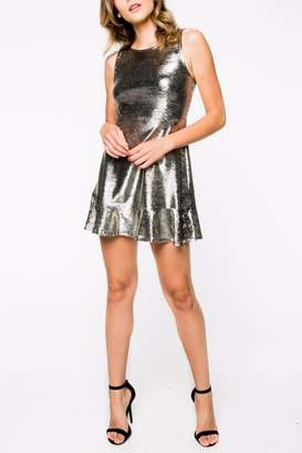 Everly Shimmer Dress