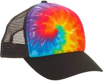 ONLINE Rainbow Tie Dye Hat