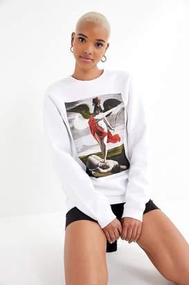 Nike Allegory Of Victory Crew-Neck Sweatshirt