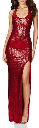 Nookie Smolder Sequin Gown