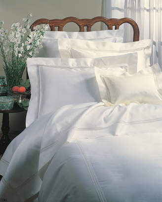 Sferra Full/Queen Macrame Lace Duvet Cover