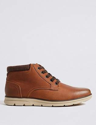 Marks and Spencer Lace-up Chukka Boots