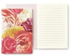 Kate Spade Floral Notebook Set/Set of 2
