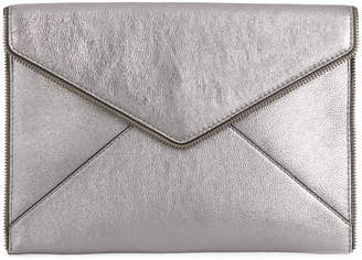 Rebecca Minkoff envelope shaped clutch