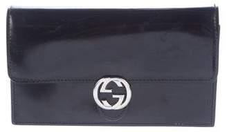 Gucci Icon Wallet w/ Strap