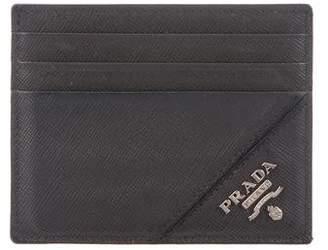Prada Saffiano Card Case