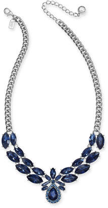 """Kate Spade Crystal & Stone Collar Necklace, 16"""" + 3"""" extender"""