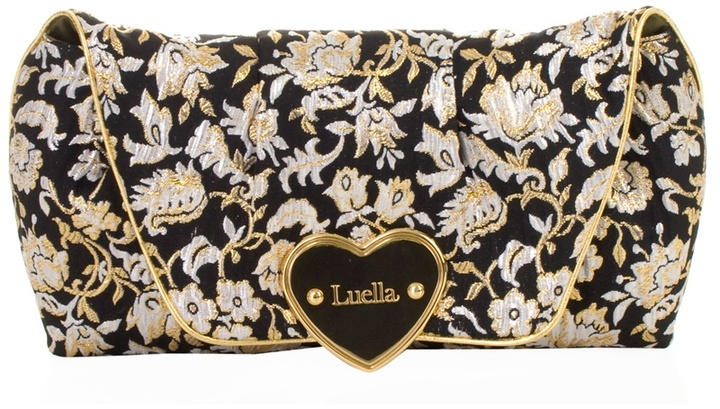 LUELLA - Brocade clutch bag