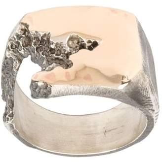 Wistisen side crack ring