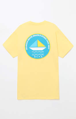 Diamond Supply Co. Bolt And Boats T-Shirt