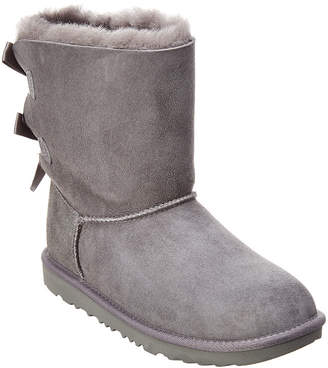 at Rue La La · UGG Bailey Bow Ii Suede Boot