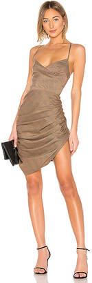 L'Academie The Olivia Mini Dress