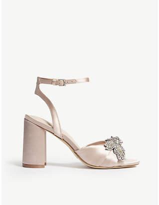 Aldo Sansperate embellished block heel sandals