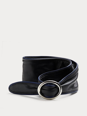 Diane von Furstenberg Zilla Leather Belt