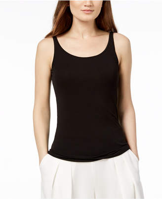0ebd7fb1b6e3d Eileen Fisher System Silk Jersey Tank Top, Regular & Petite