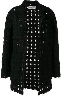 Sonia Rykiel embroidered geometric jacket