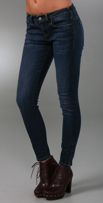 Notify Zip Ankle Jeans