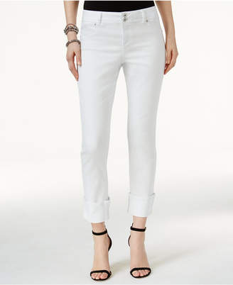 INC International Concepts I.n.c. Cropped Jeans