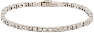 Cartier Lanières white gold bracelet