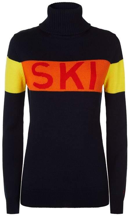Perfect Moment Ski Roll Neck Sweater