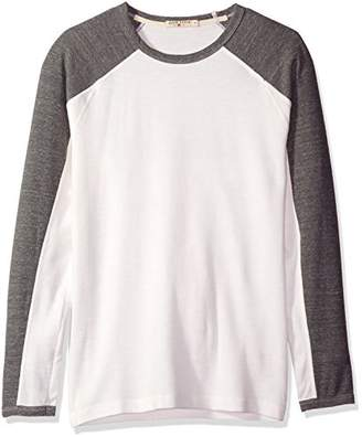 Agave Men's Lookout Color Block Long Sleeve T-Shirt