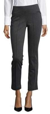 Rafaella Classic Fit Ponte Pants