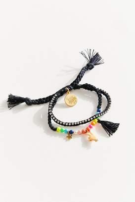 Venessa Arizaga Peace Babe Bracelet