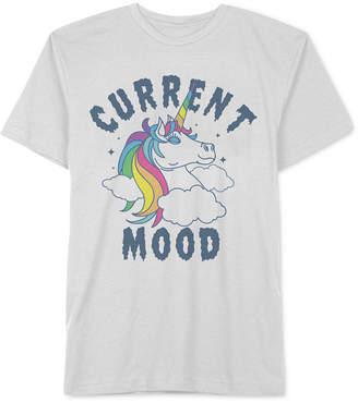 Hybrid Men's Unicorn Pride Graphic T-Shirt